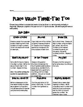 Place Value Worksheets » Place Value Worksheets Differentiated ...