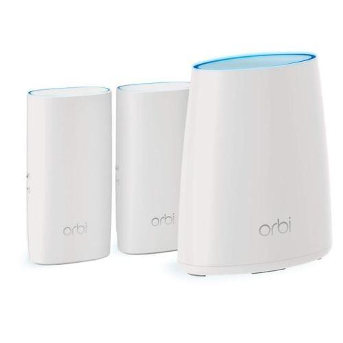 Netgear Orbi Wall Plug Whole Home Mesh Wifi System Wifi Router Netgear Best Wifi Router Orbi Wifi