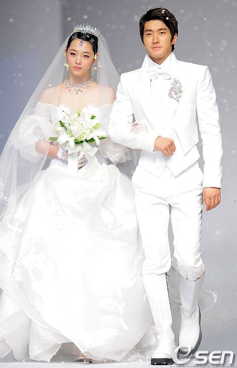 choi minho and sulli wedding - photo #8