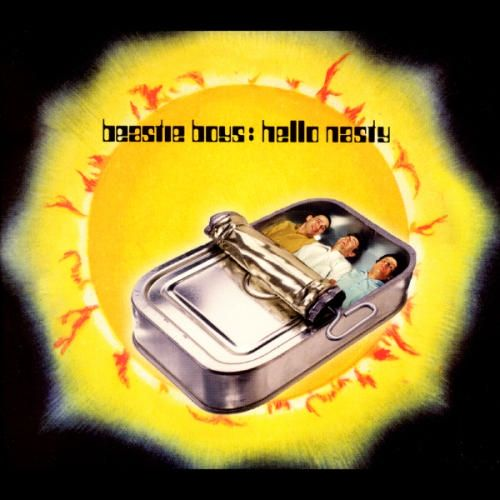 1998, Beastie Boys started a three week run at No.1 on the US album chart with 'Hello Nasty', the band's third US No.1 album.