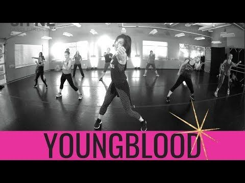 121 Youngblood By 5 Seconds Of Summer Shine Dance Fitness