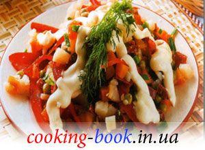 салат буковина рецепт