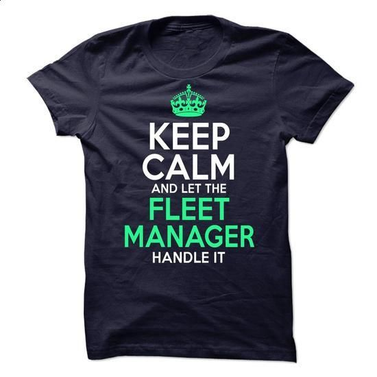 Fleet Manager - #casual shirt #white sweatshirt. I WANT THIS => https://www.sunfrog.com/No-Category/Fleet-Manager-64719686-Guys.html?68278