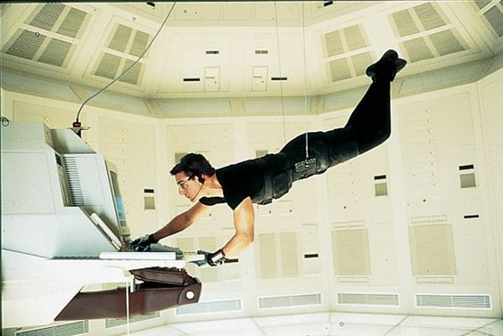 Ethan Hunt Mission Impossible Tom Cruise