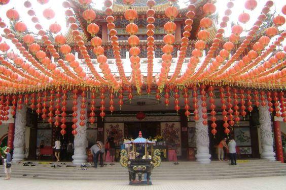 Chùa Thiên Hậu Thian Hock Keng Temple