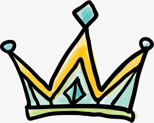 Pin By Laiali On 1 Cartoons Vector Crown Png Doodle Png