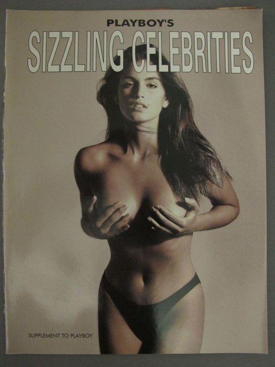 Playboy's magazine, Sizzling celebrities