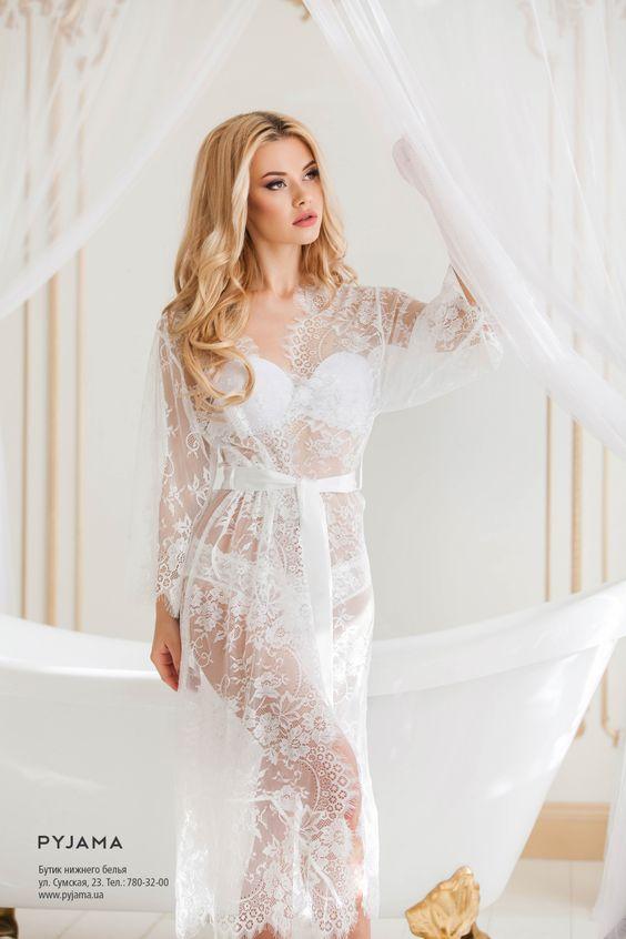 Amazing bridal lingerie