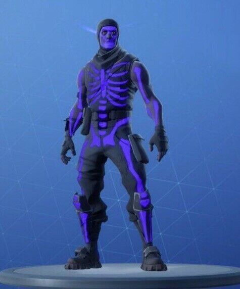 Fortnite Purple Skull Trooper Account Read Description Fortnite