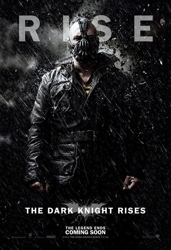 The Dark Knight Rises - Movie Posters