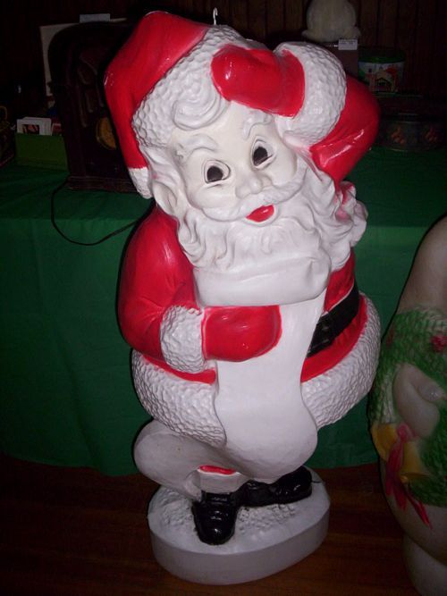 44 best Blow Molds images on Pinterest | Vintage christmas, Choir ...