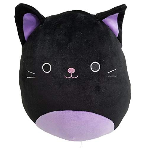 Squishmallows Halloween Squad Autumn The Black Cat 12 Inch You Could Find Even More Details By Checking Out The Photo Web Link T Black Cat Halloween Cats