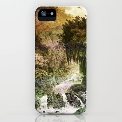 Hear The Water Fall iphone 6 Case