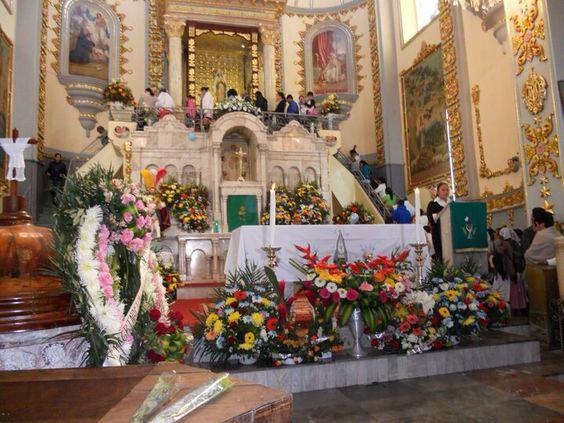 Iglesia en Ixtapan de la Sal, Mexico !