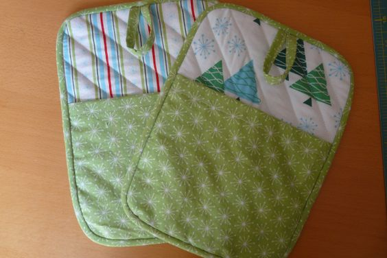 Hot Pads: Crafts Wool, Sewing Quilting Stitching, Art Crafts, Sewing Crafts, Crafts Diy Gift Ideas, Hot Pad, Crafts Sewing