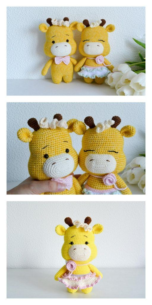giraffe amigurumi pattern   Son's Popkes   1024x512