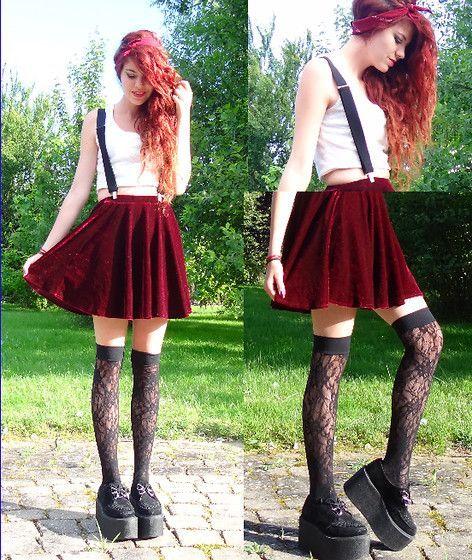 cute style: