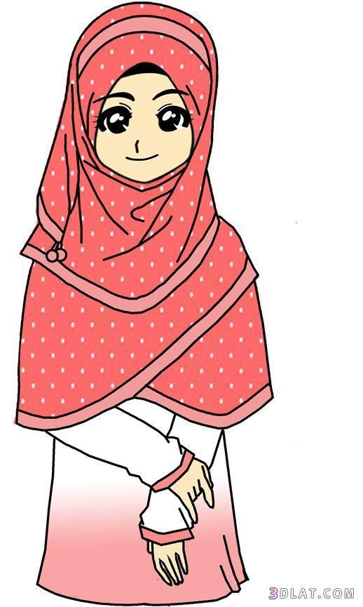 احدث صور انمى محجبات 2021 خلفيات بنات انمي محجبات انمي محجبات فيس بوك Islamic Cartoon Anime Muslim Hijab Cartoon