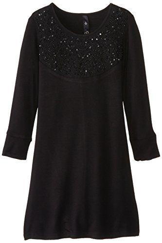 Jessica Simpson Big Girls' Cindy French Terry Dress $54.00