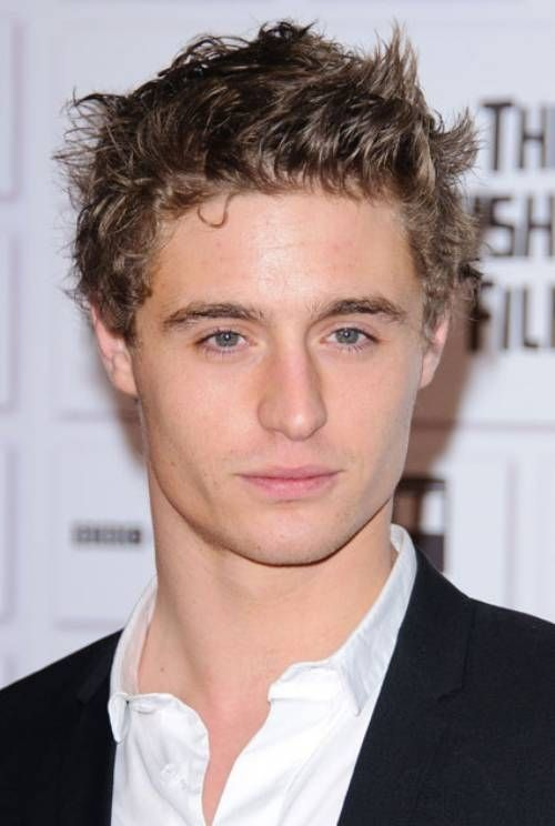 Max Irons, perfect in Red Riding Hood as Henry and in The Host as Jared