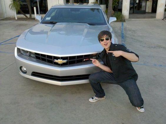 photo of Nathan Kress Crysler - car