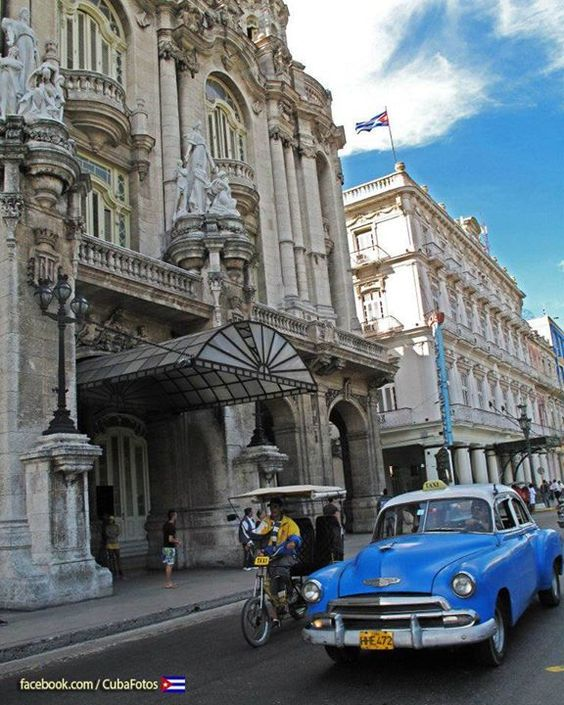 """Gran Teatro de La Habana"""
