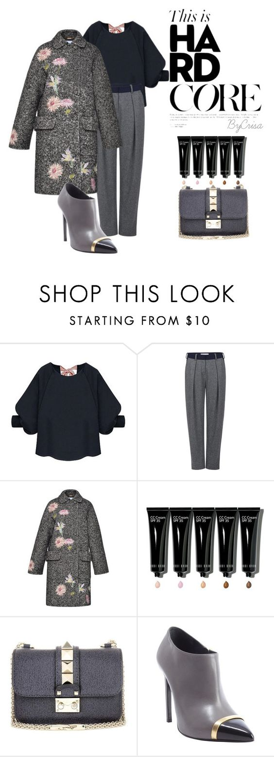 """Untitled #583"" by crisa-gloria-eduardo ❤ liked on Polyvore featuring Atea Oceanie, Blumarine, Bobbi Brown Cosmetics, Valentino, Yves Saint Laurent, women's clothing, women, female, woman and misses"