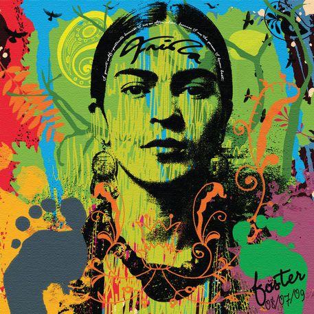 frida kahlo artwork frida painting art prints and. Black Bedroom Furniture Sets. Home Design Ideas