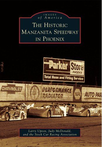 Our home track from 1974-1978  The Historic Manzanita Speedway in Phoenix