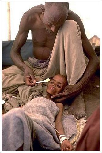 FAMINE and POVERTY