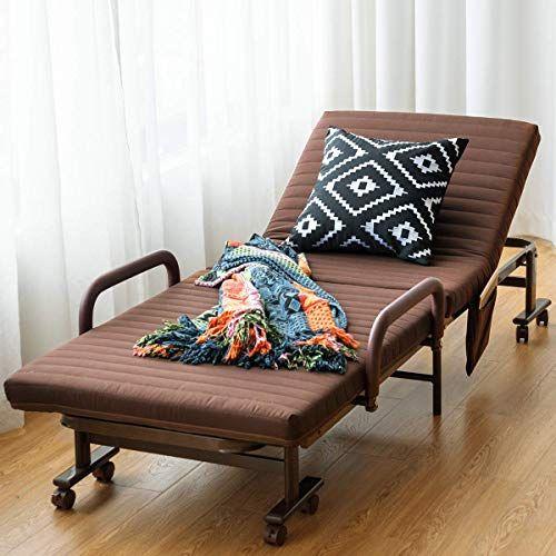 Enjoy Exclusive For Giantex Folding Guest Bed Frame Mattress