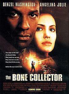 The Bone Collector by Jeffery Deaver