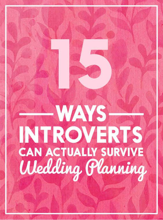 15 things dating introvert
