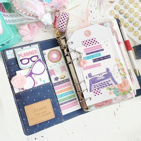 April Brimbles Planner Box