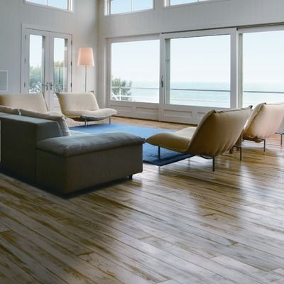 Anderson floors coastal art 5 engineered oak in pickle for Anderson flooring