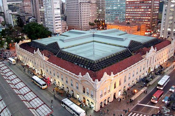 Porto Alegre -Brasil -  Mercado Público