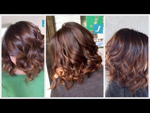 لون كرامال جميل جدا Caramels Hair Color مع استاذتكم راضية Youtube Hair Styles Hair Beauty