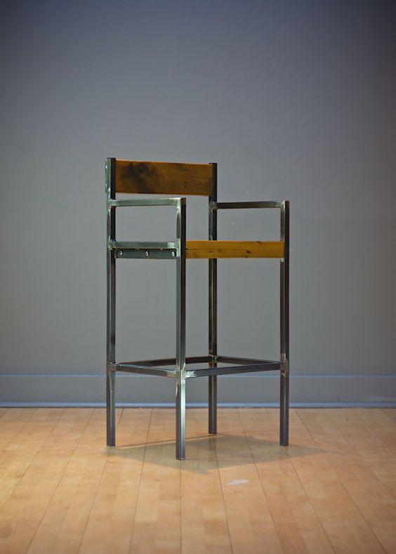 Industrial stool bar stool counter stool stool  : e8994de7d6ad0381b1b1175a3c3034c9 from www.pinterest.com size 564 x 789 jpeg 29kB