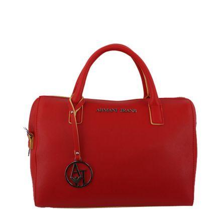 Sac Armani Jeans Borsa Bauletto / Rouge