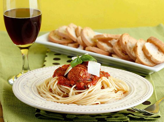 Reduced red wine gives this dish earthy flavors.