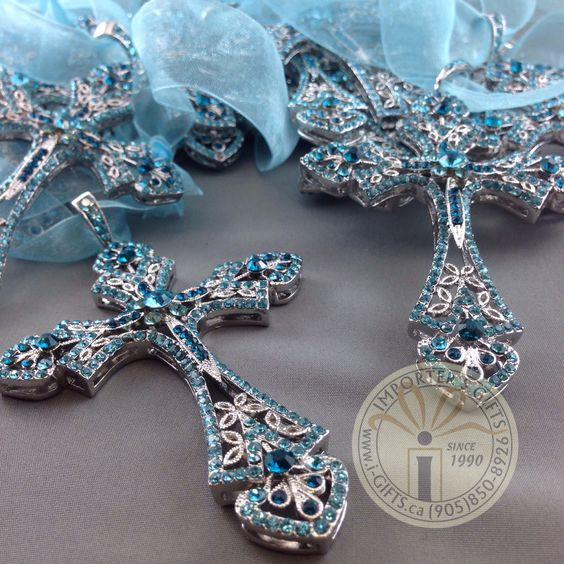 Baptism Ornament Cross Ornament Boy Baptism Ornament: Jewels, Christmas Ornament And Gifts On Pinterest