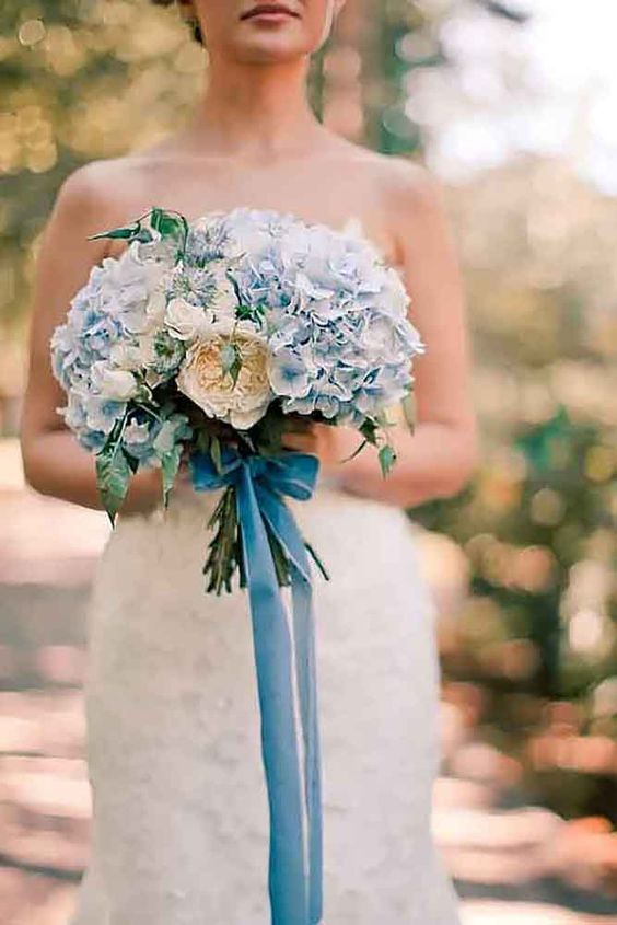 30 Purple & Blue Wedding Bouquets ❤ If you've chosen purple, lavender, plum or blue as your signature colour, browse this gallery to find the perfect wedding bouquet to complement your style. See more: http://www.weddingforward.com/purple-blue-wedding-bouquets/ #wedding #bouquet: