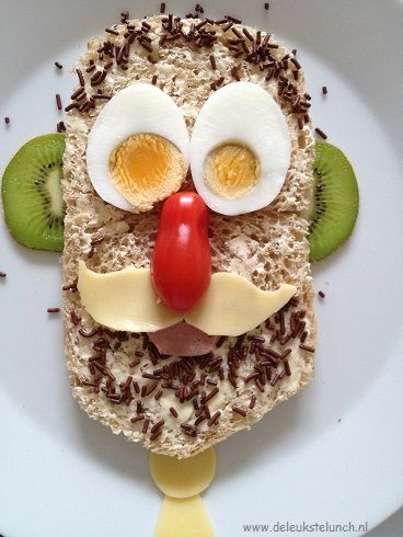 Papa ontbijt Vaderdag #bento #father #breakfast: