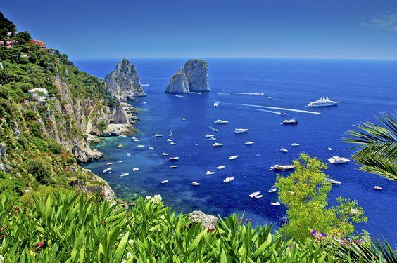 Roteiro em Capri - magari blu | travel tips