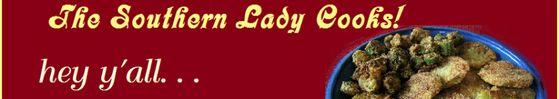 PEACHY PEACH CRISP | The Southern Lady Cooks