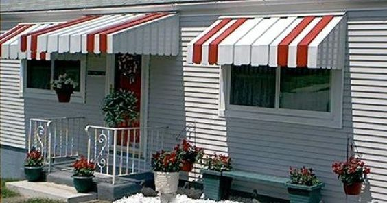 house awnings aluminum | Window Aluminum Awnings - Awnings Photo ...