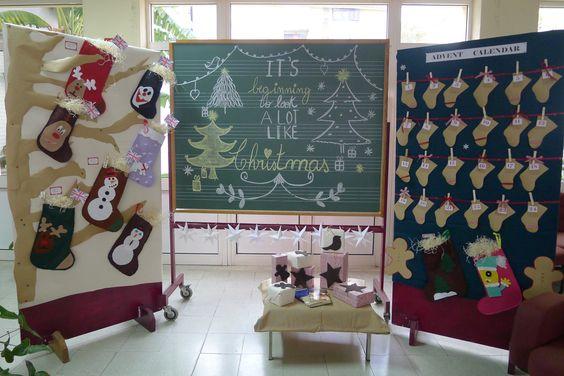 Natal 2015 na escola!