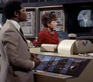 "Georg Stanford Brown as Dr. John F. Fisher in ""Colossus: The Forbin Project"" http://www.imdb.com/name/nm0113617/"