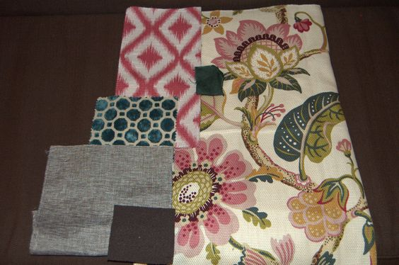 Love Your Space: Fabric Fun (A project update)
