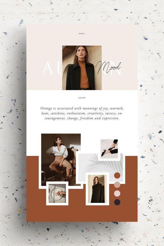 Auburn 24 Brand Sheets Email Design Web Layout Design Branding Design